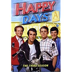 Happy Days - The Third Season