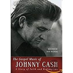 Gospel Music of Johnny Cash (Amaray)
