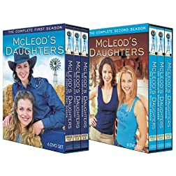 McLeod's Daughters  The Complete First & Second Season