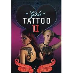The Girls Of Tattoo U
