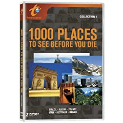 1000 Places to See Before You Die: Collection 1