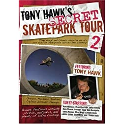 Tony Hawk's Secret Skatepark Tour, Vol. 2