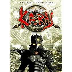 Karas - The Complete Collection (The Prophecy / The Revelation)
