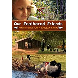 Our Feather Friends: Adventures On A Chicken Farm