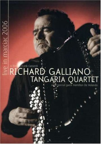 Richard Galliano: Tangaria Quartet