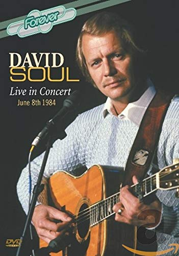 David Soul: Live In Concert June 18th 1984