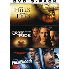 Thrills & Chills 3 Pack (The Hills Have Eyes / Joy Ride / Phone Booth)