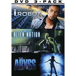 Us Or Them 3 Pack (I, Robot / The Abyss / Alien Nation)