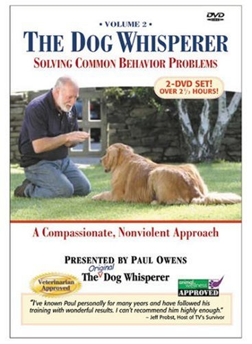 The Dog Whisperer: Vol 2 - Solving Common Behavior Problems