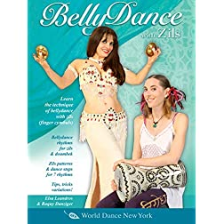 Bellydance with Zils