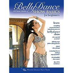 Bellydance Show Basics for Beginners