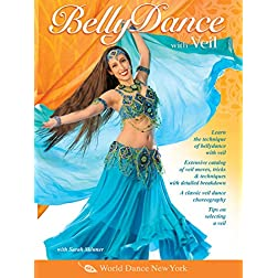 Bellydance with Veil