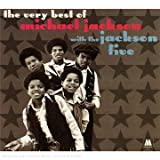 album art to The Very Best of Michael Jackson with the Jackson Five