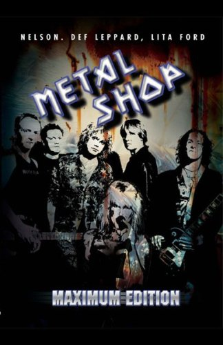 Metal Shop - Vol. 2 - Maximum Edition