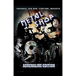 Metal Shop, Vol. 3 - Adrenaline Edition