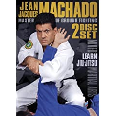 The Master of Ground Fighting: Featuring Jean Jacques Machado