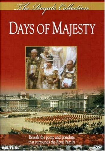 Days of Majesty / Queen Elizabeth II