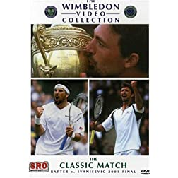Wimbledon 2001 Final: Rafter Vs Ivanisevic