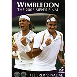 Wimbledon 2007 Final: Federer vs. Nadal
