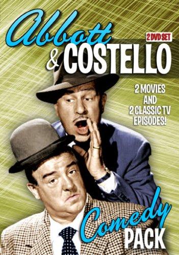 Abbott & Costello Comedy Pak