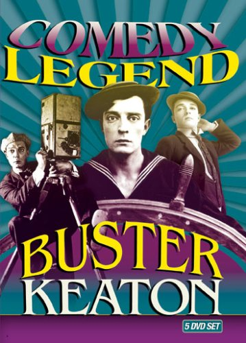 Buster Keaton - Comedy Legend