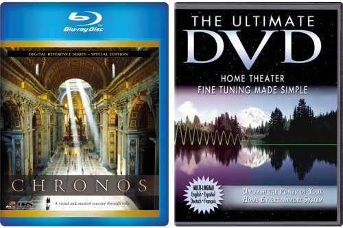 Chronos-With Ultimate DVD Promo Unit [Blu-ray]