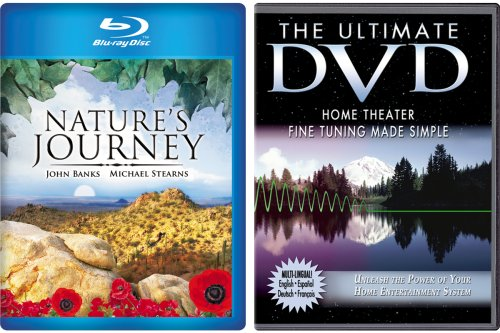 Nature's Journey & Ultimate DVD Promo [Blu-ray]