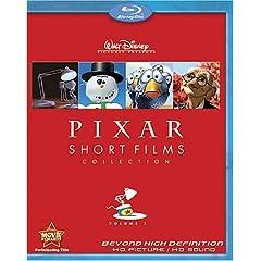 Pixar Short Films Collection - Volume 1 [Blu-ray]