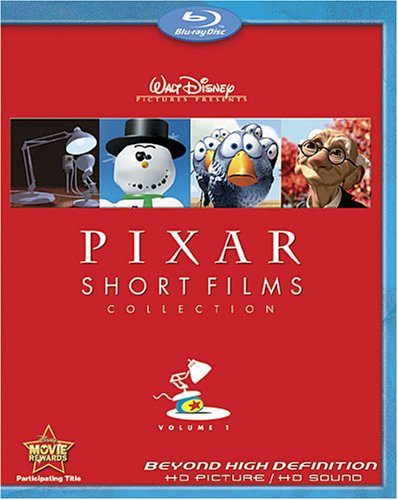 Pixar Short Films Collection - Volume 1 [Blu-ray]