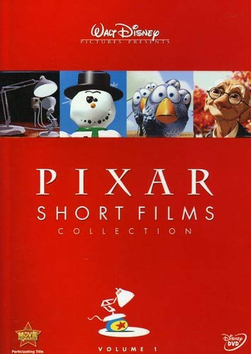 Pixar Short Films Collection - Volume 1