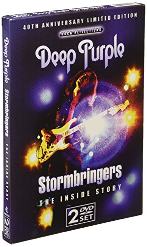 Stormbringers: The Inside Story of Deep Purple