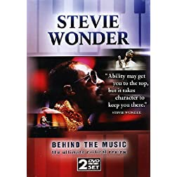 Stevie Wonder: In Their Own Words