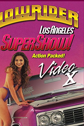 Lowrider Magazine's Video X Los Angeles Super Show