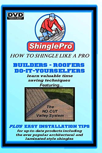 ShinglePro-How To Shingle Like a Pro...on DVD