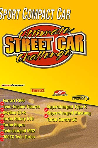 Sports Compact Car Ultimate Street Car Challenge