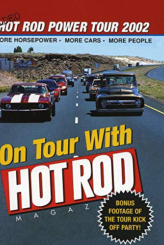 HOT ROD Magazine's 2002 Power Tour