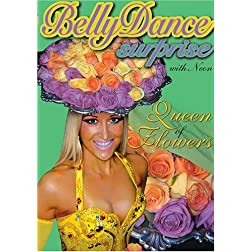 Bellydance Tray Balancing Technique: Queen of Flowers