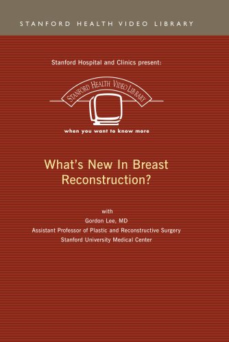 What's New in Breast Reconstruction?