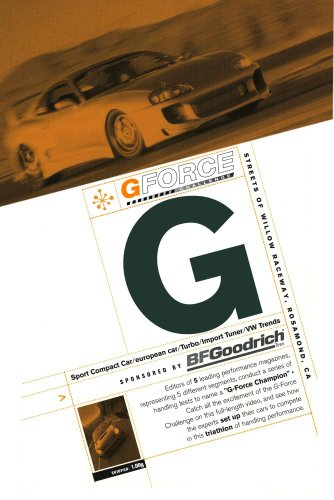 Sport Compact Car Magazine - G-Force Challenge