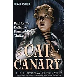The Cat and the Canary (1927)