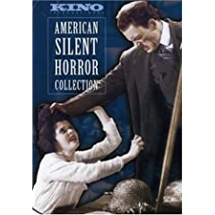 American Silent Horror Collection (The Man Who Laughs/The Penalty/The Cat and the Canary/Dr. Jekyll & Mr. Hyde/Kingdom of Shadows) (5pc)