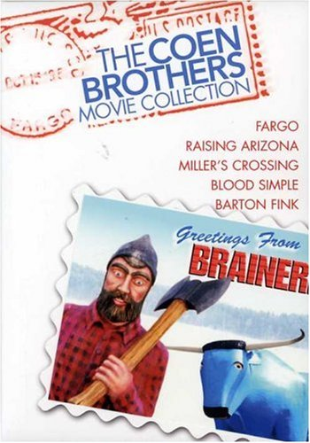 Coen Brothers Gift Set (Fargo / Miller's Crossing / Barton Fink / Raising Arizona / Blood Simple)