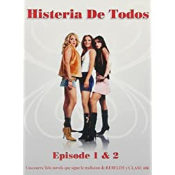 Histeria de Todos, Vol. 1 and 2