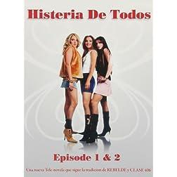 Histeria de Todos, Vol. 1 and 2