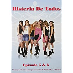 Histeria de Todos, Vol. 5 and 6