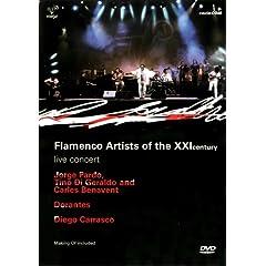 Flamenco Artists of the XXI Century