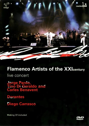 Flamenco Artists of the XXI Century