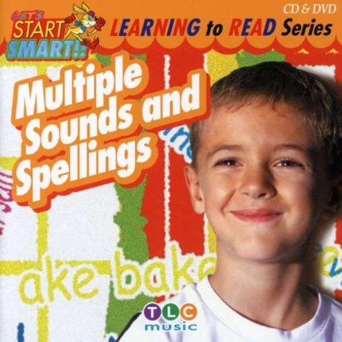 Let's Start Smart Learning To Read- Multiple Sounds And Spellings