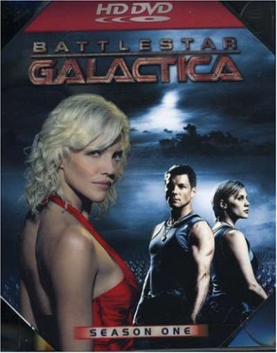 Battlestar Galactica - Season One [HD DVD]