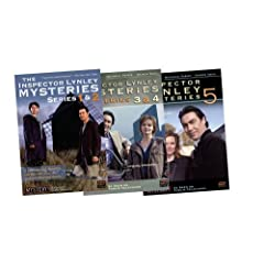 The Inspector Lynley Mysteries Series 1, 2, 3, 4, and 5